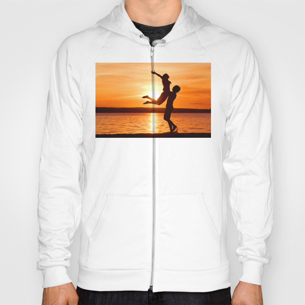 I Will Make You Fly Honey Hoody by Dicreation SSR7312373