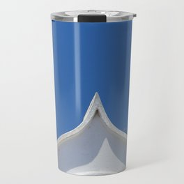 Arco da Vila storks Travel Mug