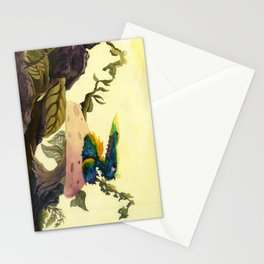 Derp Bird Stationery Cards