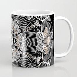 GoldenMandala Coffee Mug