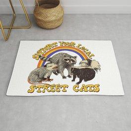 Street Cats Rug