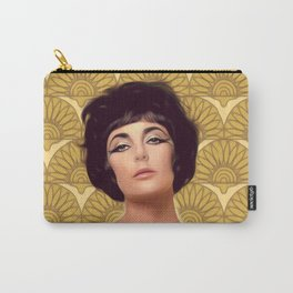 Elizabeth Taylor Carry-All Pouch