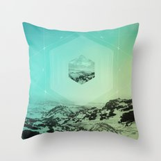 A Place Called Elsewhere Throw Pillow