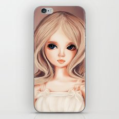 Doll-like iPhone & iPod Skin