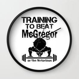 Training to beat the notorious Wall Clock