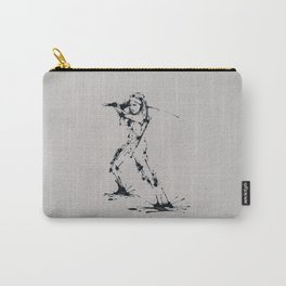 Splaaash Series - Michonne Ink Carry-All Pouch
