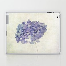 blue Hydrangea Laptop & iPad Skin