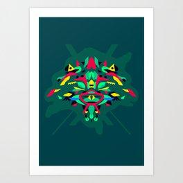 NATO Art Print