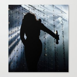 Purity Ring Canvas Print