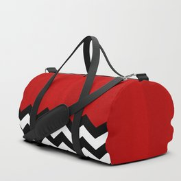 Twin Peaks - The Red Room Duffle Bag