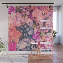 Flower color 4 Wall Mural