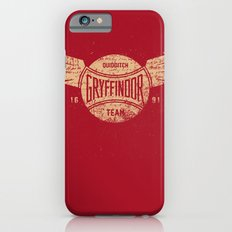 Vintage Gryffindor Quidditch Team iPhone 6 Slim Case