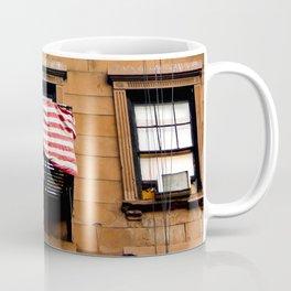 Patriotism of the Liberal Elite, NYC Coffee Mug