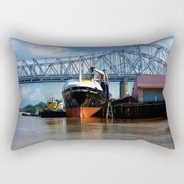 Moored Port Side Rectangular Pillow