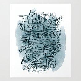 Idea Of The Truth Art Print