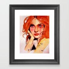 Motley Framed Art Print