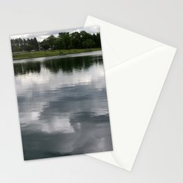 Belle Johnson Lake Park Stationery Cards