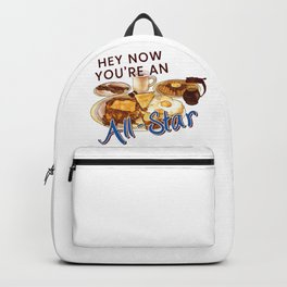 Hey Now, You're an All Star Backpack