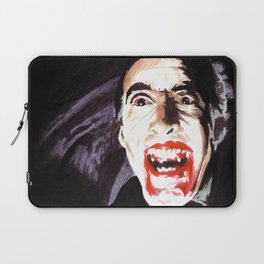 The Horror of Dracula Laptop Sleeve