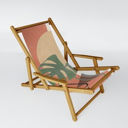 Nature Geometry I Sling Chair