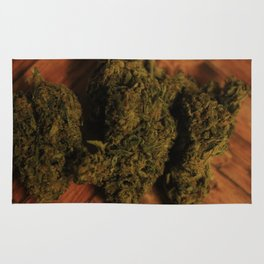 Cannabis XIII Rug