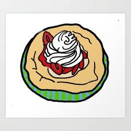 Fry Bread - Arizona Art Print