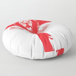 LION OF JUDAH Floor Pillow