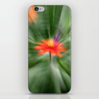 trippy iPhone & iPod Skins featuring Trippy by Taylor Payne