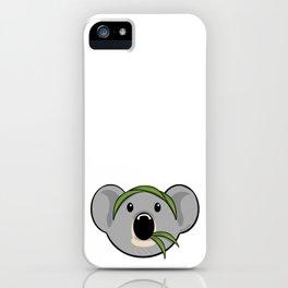 EuKoala iPhone Case