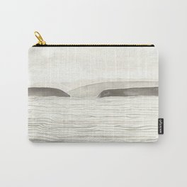 Overcast Puget Sound Carry-All Pouch