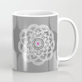 I DREAM OF GENIE - ELEPHANT GREY/PINK Coffee Mug