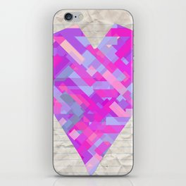made with love iPhone Skin