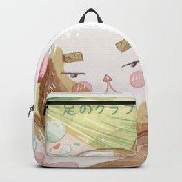 Paw Club Backpack