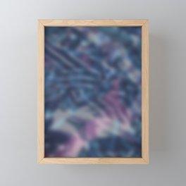 Abstract 208 Framed Mini Art Print