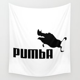 Pumba Wall Tapestry