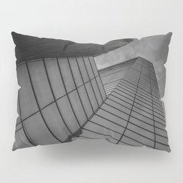 looking up; feeling grey... Pillow Sham