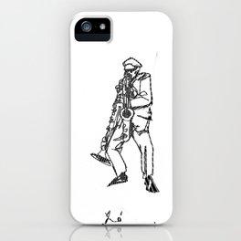 rahsaan iPhone Case