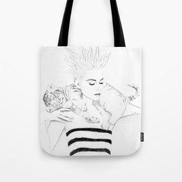 Girl Crush #1 - Erika Bearman Tote Bag