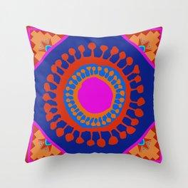 Scottsdale Del Sol Throw Pillow