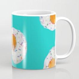 SunnySprinkles Aqua Coffee Mug