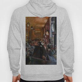 In the Wee Small Hours Hoody