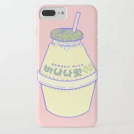 Banana Milk iPhone Case