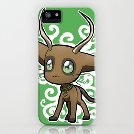 Zodiac Cats - Taurus iPhone Case