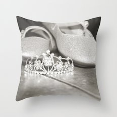 Daddy's Little Princess Throw Pillow