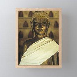 Buddha II Framed Mini Art Print