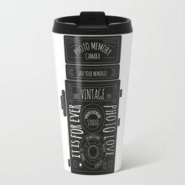 old machine III Travel Mug