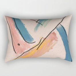 Femme Rectangular Pillow