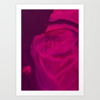 contemporary Art Prints featuring #Contemporary  by alaskadarling