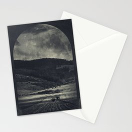 eerie landscapes 3 Stationery Cards