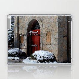 Portiuncula  Chapel Doors Laptop & iPad Skin